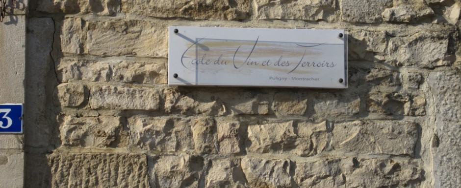 The Domaine Leflaive wine school is just a stroll from our luxury holiday rental in Puligny Montrachet