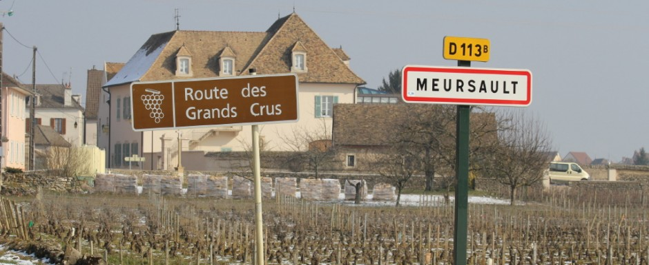 Meursault is just a few kilometers from our holiday house in Puligny Montrachet. Walkable and cycleable.
