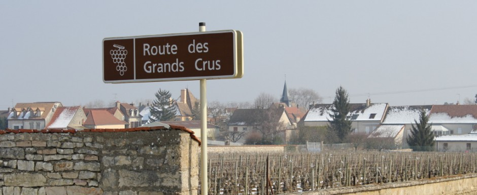 This is our village, Puligny Montrachet, where we holiday at all times of the year.