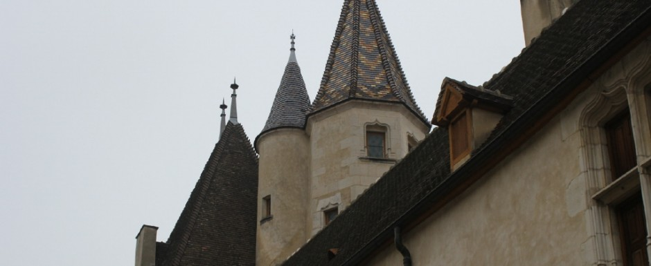 beaune is a town of many glimpses, we have fun counting them when we visit from our house in Puligny Montrachet