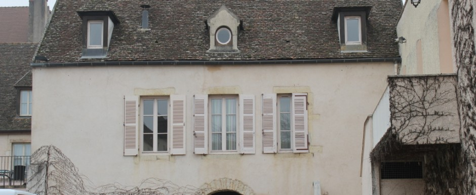 Beaune is worth a visit just to see the beautiful burgundian architecture - just 15 minutes from our house in Puligny