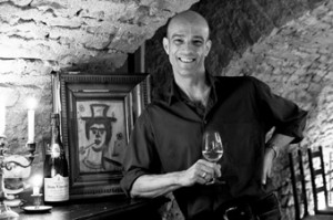 pascal wagner sommelier expert / used for publicity 2010