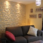 The Mali sitting room at 10pulignymontrachet