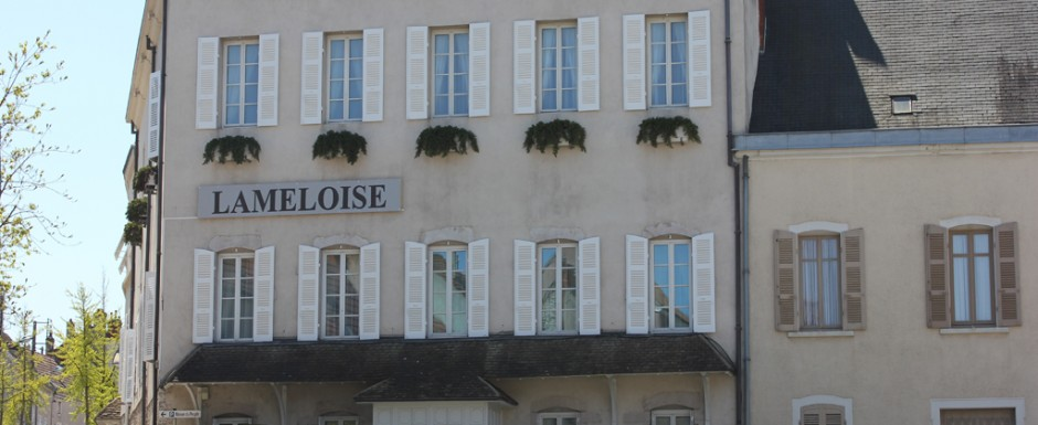 Lameloise is a must if you are visiting the Cote d'Or and we visit quite often when we are on holiday in Puligny