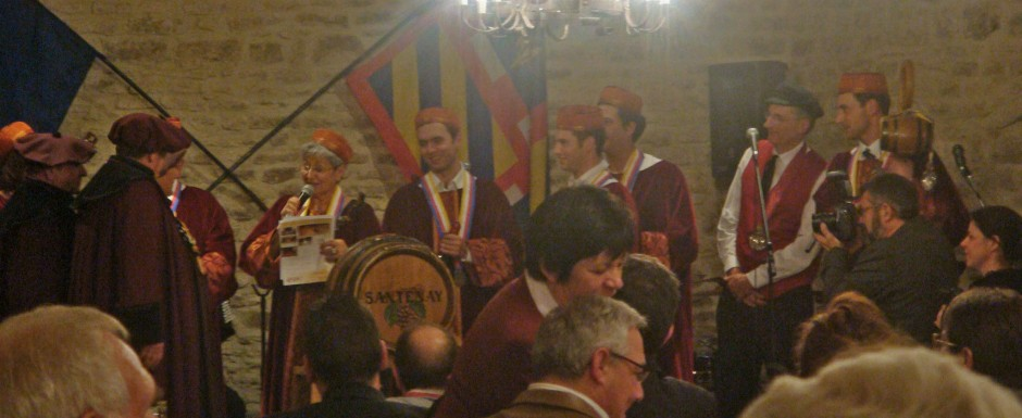 Grumeurs in Santenay