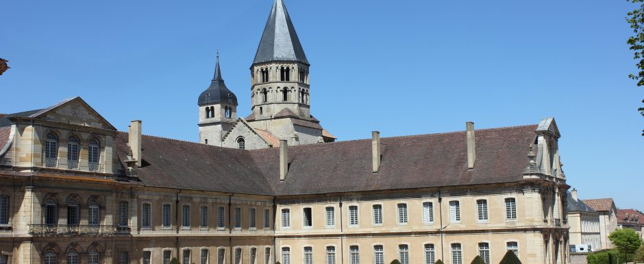 Abbaye de Cluny, near 10pm, our luxury vacation rental in Puligny-Montrachet, near beaune, Burgundy
